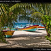 Fisherman's boats on beach, Isla Mujeres