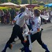 Great Western Morris at Abbaye de Bon Repos ©Graham Tait