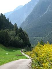 Alpenüberquerung / TransAlp / Alpencross - Bike tour across the Alps