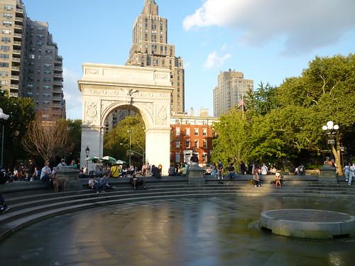 "NFT calls washington square ""the NYU campus"""