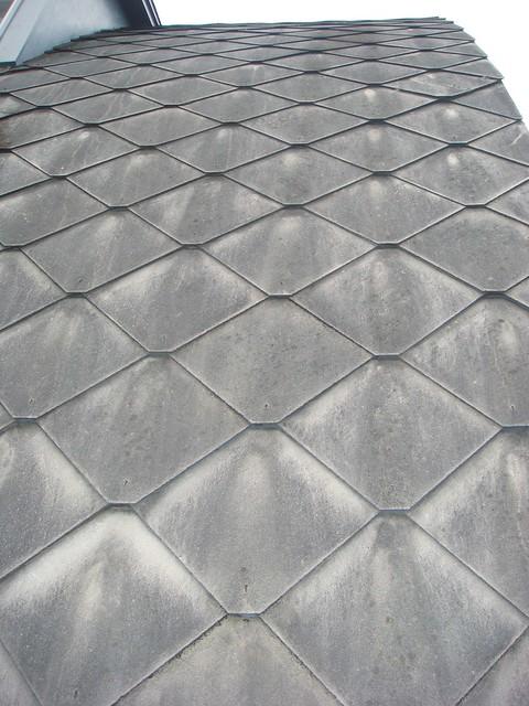 Asbestos Roof Shingles Flickr Photo Sharing