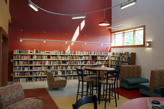 New jersey public library teen blog
