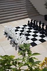 resort VILA PORTO MARE . Chessboard