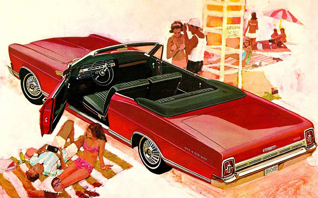 1967 Automobile Advert