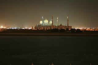 Grand Mosque, Abu Dhabi