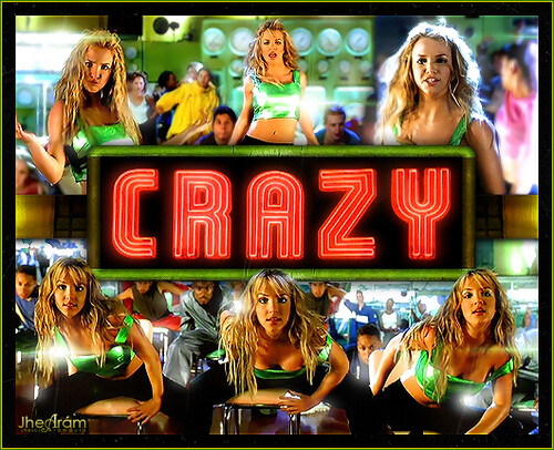 Britney Spears - (You Drive Me) Crazy [The Stop Remix] {Version 09}