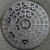 Manhole Cover by chidorian