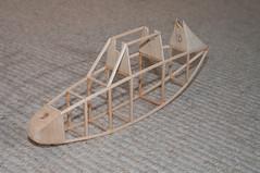 Veron Wagtail Fuselage