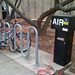 Small photo of Bicycle Air station