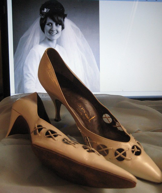 My wedding shoes
