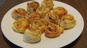 homemade vegemite scroll