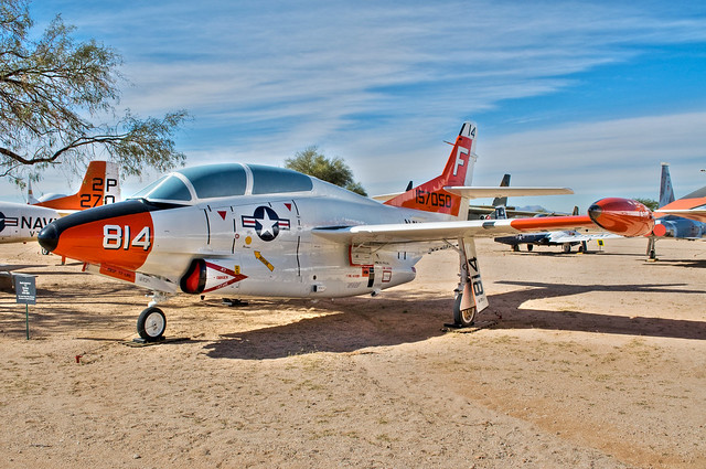 north american t-2c buckeye