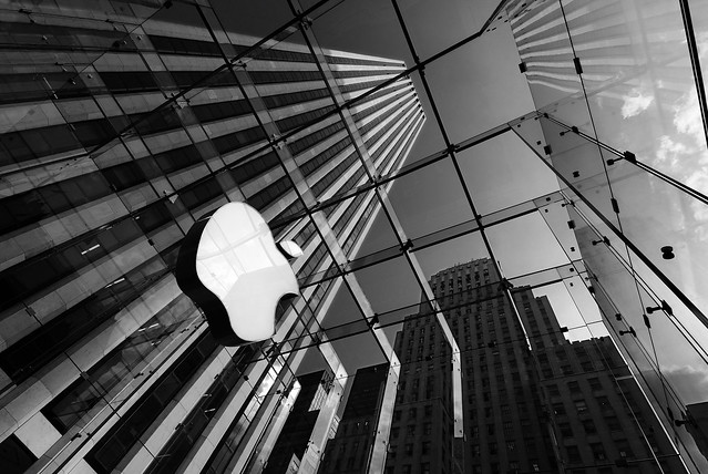 The Big Apple's apple!