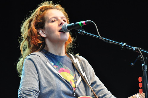 Neko Case at Ottawa Bluesfest 2009