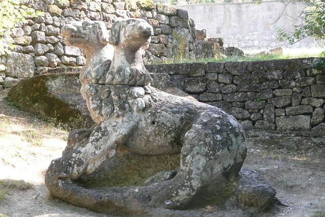 Parco dei Mostri - Parc des monstres : Cerbere