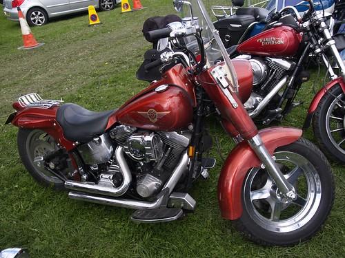 Harley-Davidson Softail Motorbikes