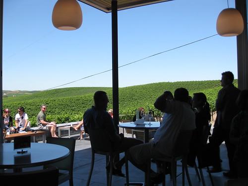 Wine Tasting, Cuvaison