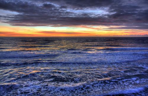 beach sunrise northcarolina 1740mm hdr rodanthe canondigitalrebelxti