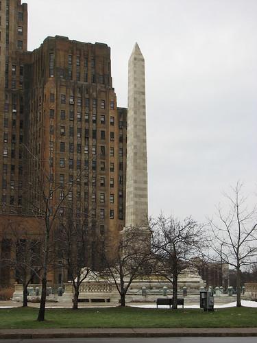 Buffalo, New York - McKinley Monument