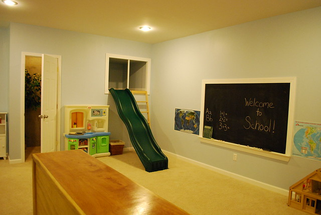 Basement Playroom Flickr Photo Sharing