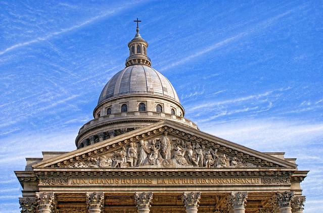 Paris : le Panthéon