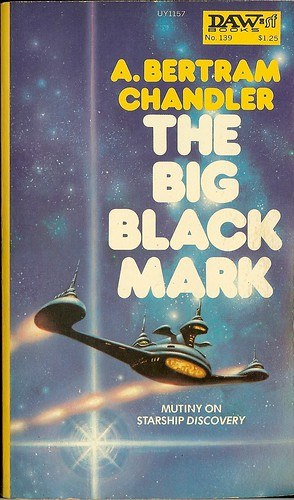 The Big Black Mark - A. Bertram Chander