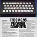 Sinclair ZX81 advertisement from Personal Computing 7-82 (page 1)