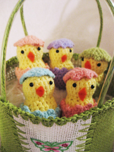 Spring Chickies for Easter!