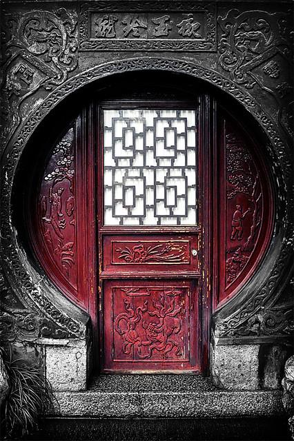 one door closes. & Unique Doors Door Knockers Handles and Locks - a gallery on Flickr