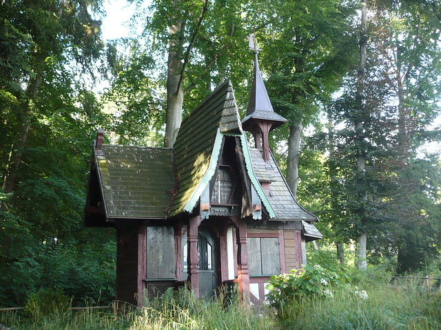 Pinterest decorating shed home design idea for Witches cottage house plans