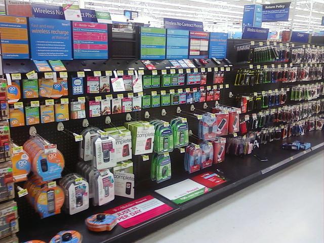 Wal Mart Albert Lea Minnesota Prepaid Phones Flickr
