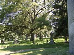 Hall Cemetery, Quincy, Mass.