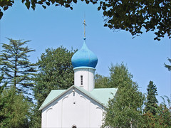 Eglise orthodoxe russe (Sainte-Geneviève-des-Bois)