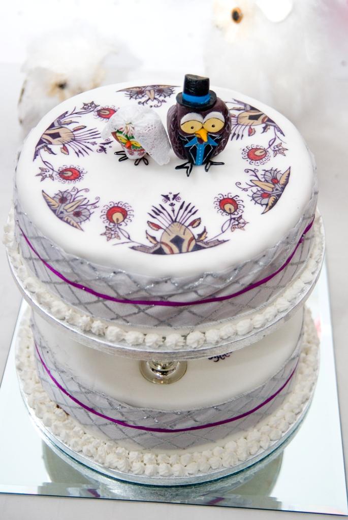 Cath's amazing cake!