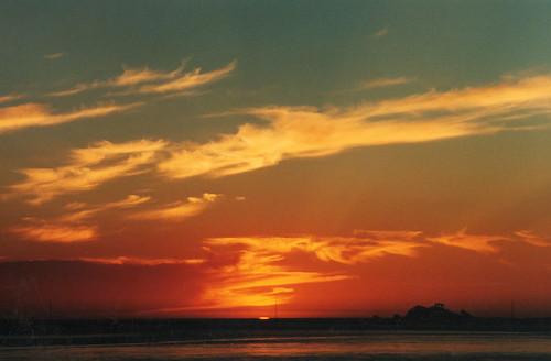 chile sunset clouds sunrise atardecer casa concepción toma desembocadura chilecentral biobío