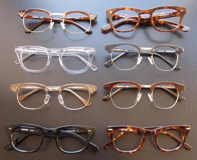 7503e34d6a2 Shuron Ronstrong Optometrist Attic.SHURON EYE GLASSES EYEGLASSES ...