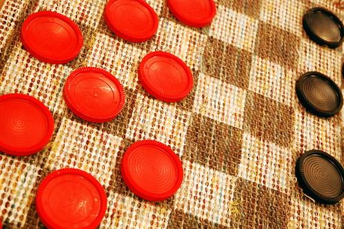 Checkers, courtesy of Steve Snodgrass via flickr