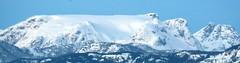 Winter Morning Glacier -- Header