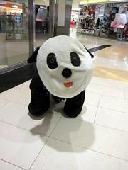 bear(0.0), giant panda(1.0), plush(1.0), stuffed toy(1.0), mascot(1.0), toy(1.0),
