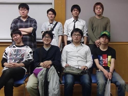LMC Yoyogi 343rd Top 8