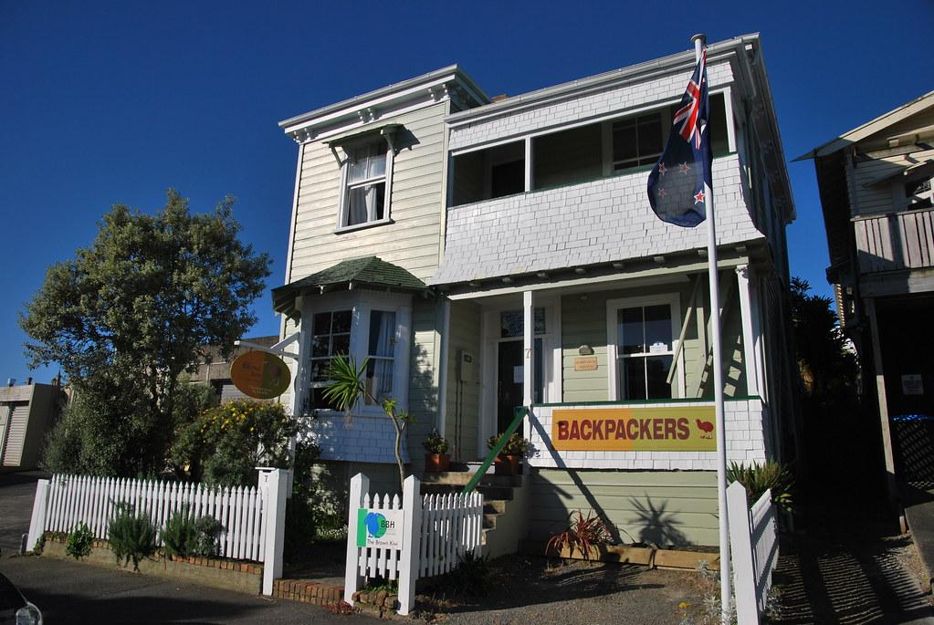 The Brown Kiwi - Quartier de Ponsonby