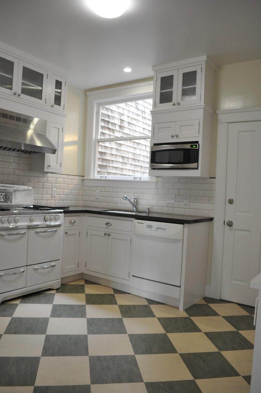Marmoleum Kitchen Floor A Photo On Flickriver