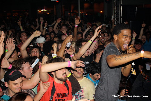 Kid Cudi at the Texas Niteclub SXSW