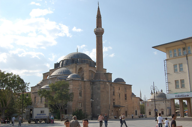 Şerafeddin Mosque - Konya, Turkey  Flickr - Photo Sharing!