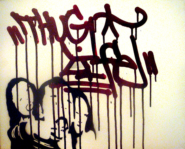 Thug Life Graffiti Thug Life Flickr Photo