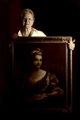 Portraits with Portraits