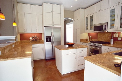 After: Kitchen, facing south | Flickr - Photo Sharing!