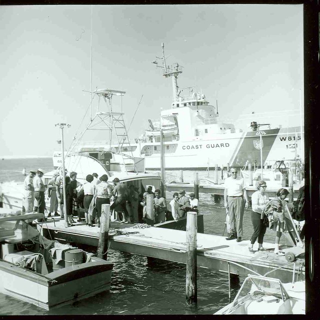 Camarioca Boatlift 1965