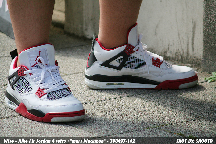 0424a887b48 WDYWT Wise - Nike Air Jordan IV