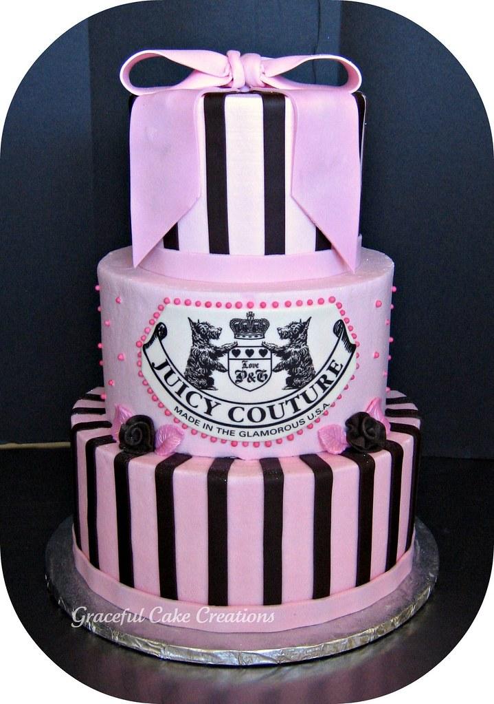 Couture Wedding Cakes Pinterest